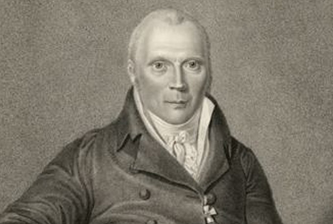 Portait Johann Christian Reil